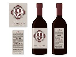 Cool Wine Labels Station 9 Wine Label Trent Design