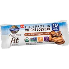 garden of life weight loss. Garden Of Life (more From Life). Organic Fit High Protein Weight Loss Bar I