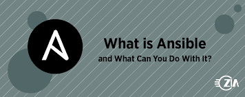 What Is Ansible And What Can You Do With It Zia Consulting