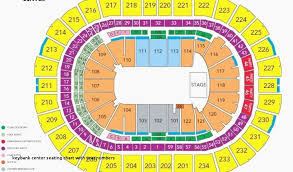 Keybank Seating Chart With Seat Numbers 29 Clean Keybank Center Seating Chart Seat Numbers