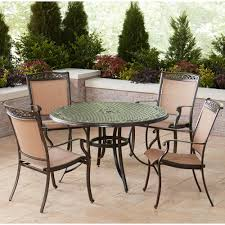 hanover fontana 5 piece outdoor dining