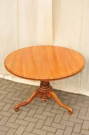 Biedermeier Runder Tisch Kirsche