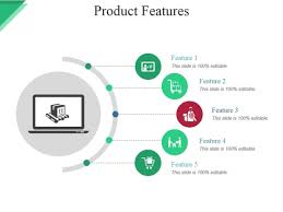 Product Presentation Product Features Ppt Powerpoint Presentation Infographics