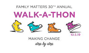 Family Matters 2019 Walkathon Family Matters
