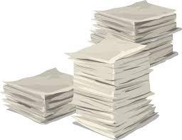 small business research paper financial record keeping for small  scanning documents is there a need better small business pile of paper