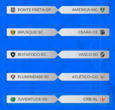 Copa do Brasil: Botafogo e Vasco fazem clássico; confira os outros  confrontos da quarta fase. – Kada Esportes