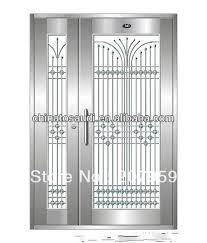 black metal screen doors. Metal Security Door Design Black Screen Doors