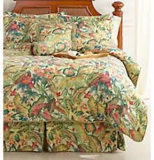 Small Picture Palm Island Home Tropical 7 pc King Bed Set Chic Home Decor