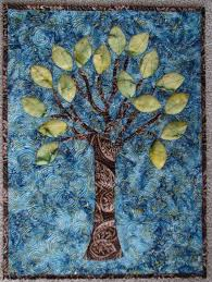 115 best Family tree quilt ideas images on Pinterest | Tutorials ... & tree quilt with appliqué Adamdwight.com