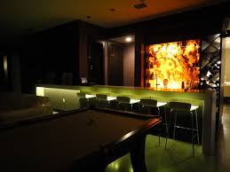 high tech lighting. pool light room lights feature lighting design bedroom really cool high tech residential bar ideas with stylish counter and unusual cabinet