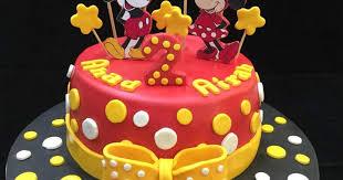 mickey minnie mouse cake recipe by sara
