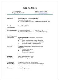Surgical Tech Resume Sample Resume Resume Examples 6wzpolnp0b