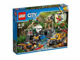 LEGO City Dschungel-Forschungsstation (60161) günstig kaufen