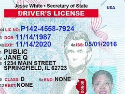 Authorized Drivers Both Is License And In We Which Real Fake Offer