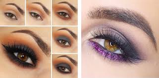 cool makeup ideas for brown ideas