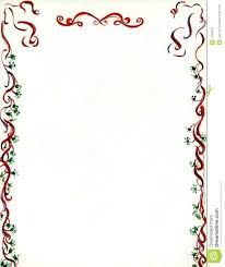 Free Border Downloads For Word Christmas Stationery Border Free Borders Download