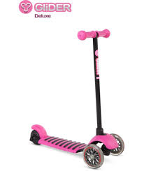 Light Up Scooter Argos Buy Yvolution Y Glider Deluxe Scooter Pink At Argos Co Uk