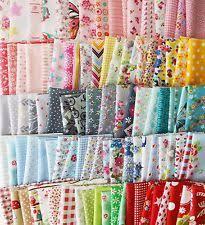 Quilting Fabric | eBay & Mixed 100% Cotton Fabric Material Joblot Value Bundle Scraps Offcuts  Quilting Adamdwight.com