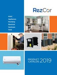 Rezcor Product Catalog 2019 By Rezcor Issuu