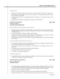 Resume Format With Cover Letter Classy Analytical Chemist Resume Sample Cover Letter J Lab Informatics