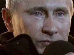 Vladimir Putin wink meme - PandaWhale