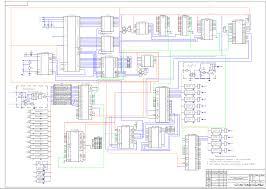 Робототехника Автоматизация курсовой или дипломный проект  Курсовой проект Проектирование системы управления АТК штамповки ответного фланца