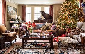 Christmas Decorations Designer Holiday Decorating Tips from Designer Lisa Hilderbrand Traditional 40
