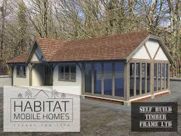 we build mobile homes with the same materials wall thicknesses insulation and internal finishes as a normal new build residential house