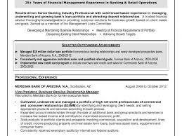 Banking Relationship Manager Sample Resume Hyperion Administrator