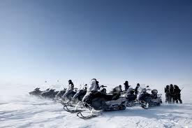 living in saskatchewan snowmobiling