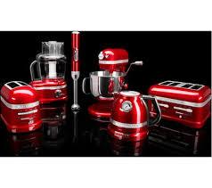 kitchenaid artisan 5kek1522bca traditional kettle red