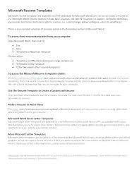 Job Resume Builder Samples Outline Template For Word Jobs Video ...