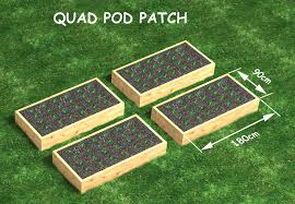 Small Picture Patch from Scratch PATCH PACKAGES vegetable garden packages