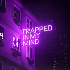 Dark purple aesthetic ...