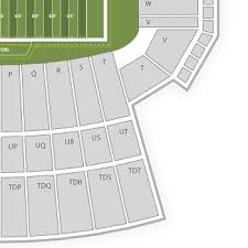 Clemson Memorial Stadium Seating Chart Seat Numbers Williams Brice Stadium Online Charts Collection