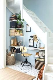 under stairs office. Under Stairs Office Space G