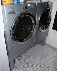 picture of 12 step washer dryer pedestal