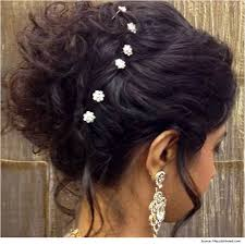 updo hairstyles for sarees