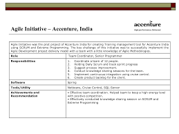 9. Agile Initiative  Accenture ...