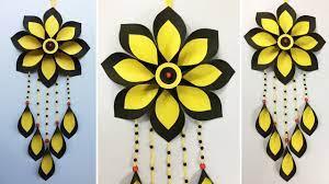 diy paper craft ideas easy wall