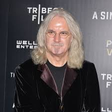 Billy Connolly says tearful goodbye at funeral of sister who died ...