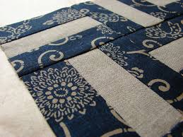 Best 25+ Japanese quilt patterns ideas on Pinterest | Sashiko ... & Lightweight Japanese indigo quilts look great folded over the end of a  chaise or over the Adamdwight.com