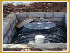 above ground septic tank. Septic Tank Above Ground. Ground