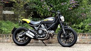 ducati scrambler full throttle visordown road test youtube