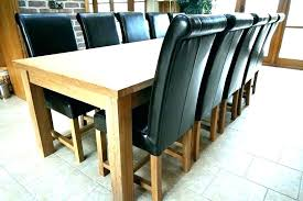 dining tables extending oak dining table seats 12 peaceful seat decoration extendable terrific large square