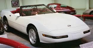 1992 Chevrolet Corvette - Information and photos - ZombieDrive
