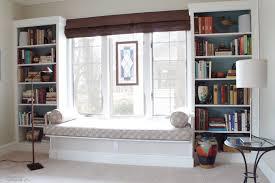 Shelves Around Window Bookshelves Around Window American Hwy