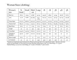 Women Sizes For Clothing Goodknit Kisses