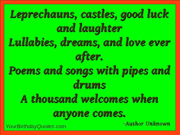 Irish Blessing Quotes Unique StPatrickDaywishesquotessayingstoastIrishblessings48