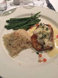 Chart House Happy Hour Daytona Beach Fl Bronzed Grouper At The Chart House Picture Of Chart House
